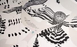 School wall graphics Varndean - Toop Studio