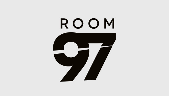 Room 97 Wakefield logo compact designed by Shadric Toop