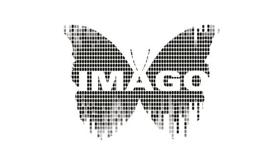 Glyndebourne imago logo black and white