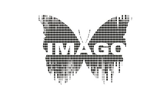Glyndebourne imago logo black and white