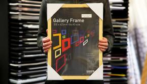 Packaging design - Seawhite branded picture frames