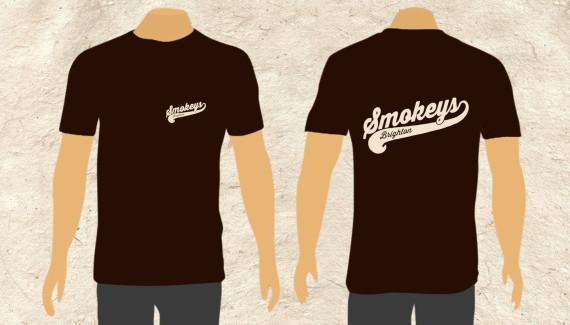 Smokeys bbq restaurant tshirt