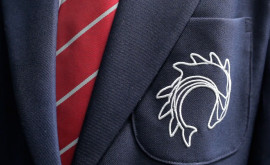 School Uniform Design - Varndean School logo on uniform blazer