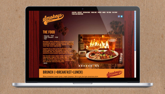 smokeys restaurant website food