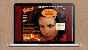 smokeys restaurant website homepage