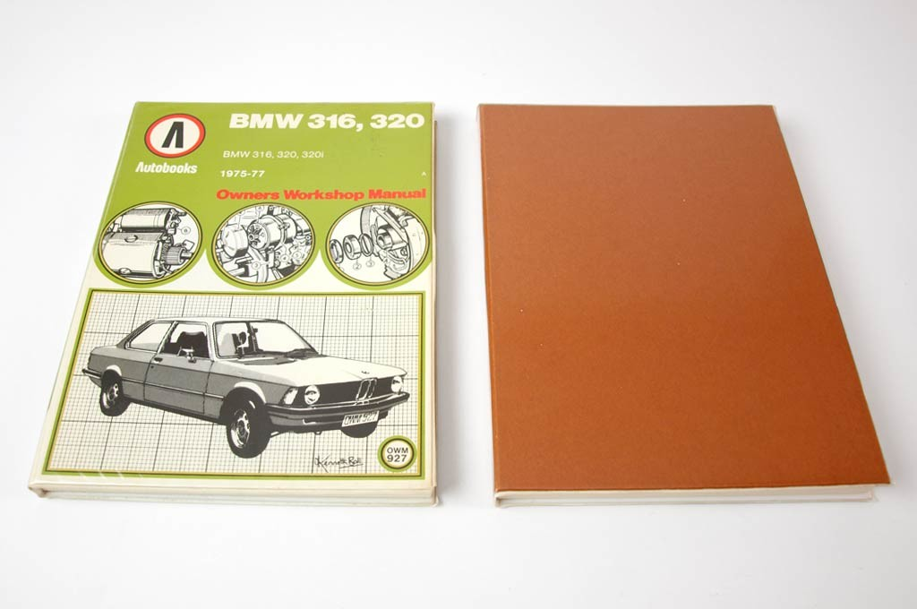 Autobooks and the first Seawhite sketchbook