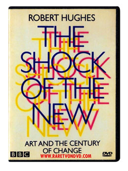 Robert Hughes - The Shock of the New - DVD cover