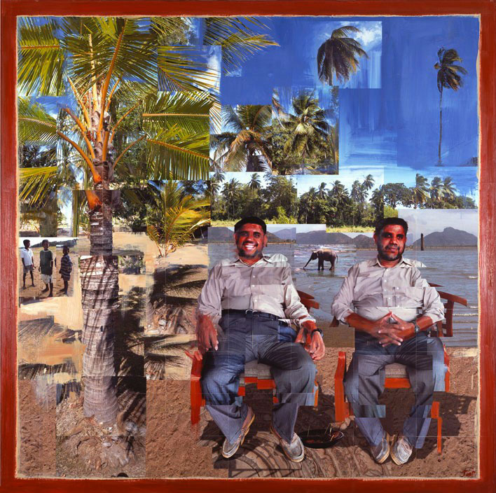 Gerard - Sri Lankan driver and translator