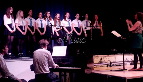 Varndean film 2015 still music choir