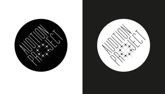 Audition Project portfolio circle logos
