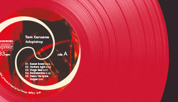 Red Vinyl Record thumbnail
