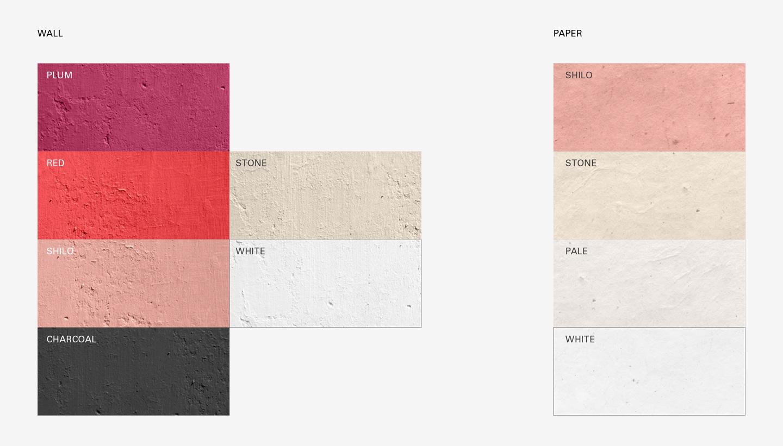 Branding Design - Trading Boundaries - Textures - Toop Studio