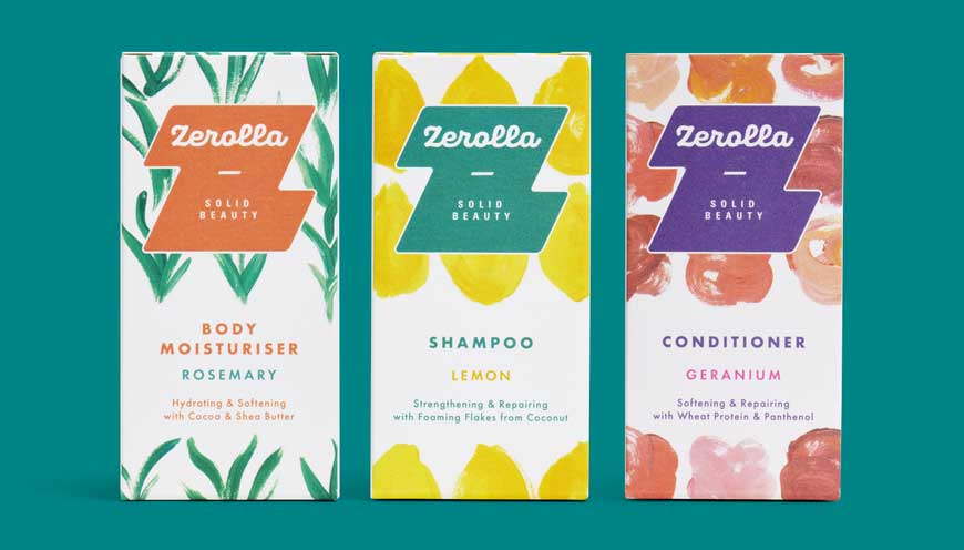 Branding Product Naming Zerolla - Toop Studio